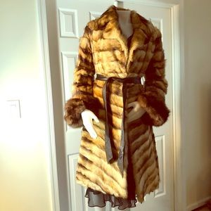 Magnificent Yves Saint Lauren Coat M